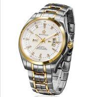 Wholesale Tungsten Diamond Watches - Waterproof watches mechanical men watch diamond wristwatches relogio masculino clock christmas gift digital watch men's relogio