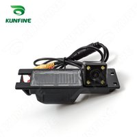 Wholesale Buick Reverse Camera - HD CCD Car Rear View Camera for Buick Regal 09 10 11 car Reverse Parking Camera Reversing Backup Camera Night Vision Waterproof KF-V1242