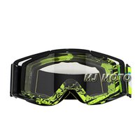 Wholesale Vintage Sport Bikes - 2016 New Multi Vintage Flexible Adult Motorcycle goggles Protective Sport Off Road Motocross Glasses for Motorbike Dirt Bike
