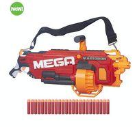 Wholesale Mega Blaster - Free Shipping NERF N-Strike MEGA Mastodon Blaster 7-
