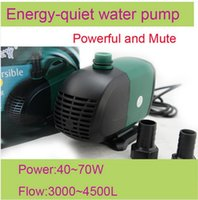 Wholesale Variable Speed Pump - SOBO WP-350S 220V 40W 3000L H Water Pump For Aquarium Fish Tank Variable Speed To Pond Fountain Submersible Pump