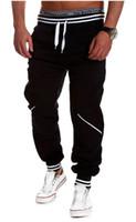 Wholesale Mens Cotton Camouflage Pants - Wholesale-High quality 2016 Spring Autumn Brand mens sweat pants Men cotton camouflage trousers Casual Men pants  men's Joggers pants