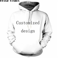 Wholesale 3d Sweaters - New Fashion Couples Men Women Unisex Customized Design 3D Print Hoodies Sweater Sweatshirt Jacket Pullover Top