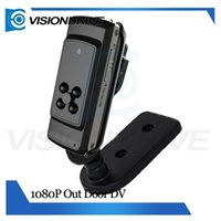 Wholesale Doors Pinhole Camera - Ksad S2 waterproof spy hidden out door pinhole camera 1080P full HD MINI DV recorder with motion detection