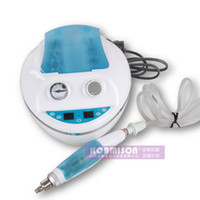 Wholesale Micro Peeling Machine - 2017 Mini Portable home use dermabrasion machine micro diamond dermabrasion for skin peeling home use CE approval DHL Free Shipping