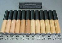 Wholesale Select Natural - 2016 hot New Makeup Select Moisturecover Cache-Cernes 5ML Concealer cosmetics 12 colors Free shipping 6pcs lot