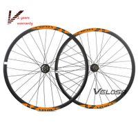 Wholesale 29er wheel set for sale - Group buy 1430g super light er MTB XC asymmetric boost carbon wheels inch velosa MAS3 XC wheelset mm off set x110 x148 boost