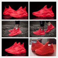 Wholesale 2016 New Arrival Air Huarache II running shoes Huraches Running trainers men women outdoors shoes Huaraches sneakers Hurache