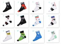 Wholesale Wholesale Touring Bikes - The tour DE France New 2014 Mountain bike socks cycling sport socks Road bicycle socks Coolmax Material top quality GC-01