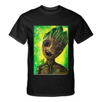Customized Custom Fight Guardians delle tute di Galaxy Tifosi di musica Sport Unisex Kids Hip Hop Rap Tops Tees 100% Cotone