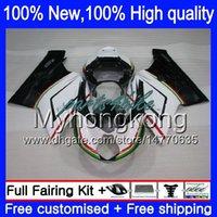 Wholesale Ma Body - Body Black white Bodywork For MV Agusta F4 05 06 R312 750S 1000 R 750 1000CC 05 13Y2 1000R 312 1078 1+1 MA MV F4 2005 2006 05 06 Fairing