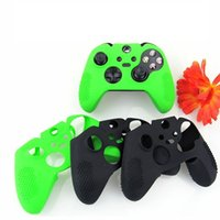 Wholesale Protective Case Xbox - Protective silicone rubber case silicone cover silicone skin for Xbox one wireless controller