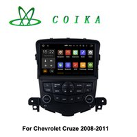 Wholesale Cruze Dash - 16G Flash Android 5.1 Car DVD Stereo For Chevrolet Cruze 2008-2011 Radio GPS Navi 3D Map RDS WIFI 3G OBD DVR Mirror Link BT Phonebook