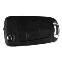 Wholesale opel vectra key resale online - Guaranteed Car Buttons Flip Replacement Keyless Remote Fob Key Shell Case For Vauxhall Corsa Opel Astra Vectra Signum