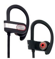 bluetooth 4.1 kulaklıklar toptan satış-2.0 Kanal Kablosuz Bluetooth 4.1 Kulak Kanca Kulaklık Spor Kulaklık stereo Kulaklık telefon bilgisayar mp3 için handsfree çağrı sesli komutları S7