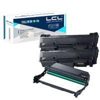 Wholesale Drum For Toner Cartridge - LCL MLT-D116L 116L 116 MLT D116L MLT-R116 R116 116 (3-Pack, Black) Toner Cartridge and Drum Unit for Samsung SL-M2676N SL-M2676FHSL-M2626D