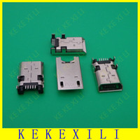 Wholesale Dc Asus Port - Wholesale- USB Micro Jack for Asus Memo Pad FHD 10 K001 K013 102A ME301T ME302C ME372 ME301T ME180 ME102 DC Charging Socket Port Connector