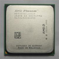 Wholesale Amd X4 Am2 - Original AMD CPU Phenom X4 9550 processor 2.2G AM2+  940 Pin  Dual-CORE   2MB L2 Cache 95w scattered piece