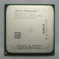 Procesador original AMD CPU Phenom X4 9550 2.2G AM2 + / 940 Pin / Dual-CORE / 2MB L2 Caché / 95w pieza dispersa