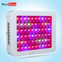Wholesale Small Led Panels - Garden plant LED Grow light 60X5W chips Epileds UV IR long lifespian led panel light ceiling small square ceiling decorate