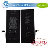 Wholesale Replacement Ups Batteries - High Quality with Best Price For iPhone6 Plus Internal Built-in Li-ion Replacement Battery & Free UPS Shipping