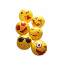 Wholesale Outdoor Universe - Emoji Universe: 12 Emoji PVC Inflatable Beach Balls, Inflatable Ball Pool 12 Pack Outdoor Play Beach Toys ZD125