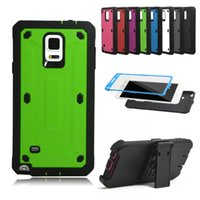 Wholesale Iphone Defender Series - For iphone7 7 plus Beetle Series Hybrid Heavy Duty Armor Defender case Shockproof Cover for 6 6S plus 5S Samsung NOTE7 +Protective Screen