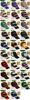 Wholesale novelty wedding gifts - 50 colors 2 modes Leisure Men's Knitted Polyester silk neck ties Solid Stripe Neckties Party Wedding Neck Ties for men Christmas gift 2