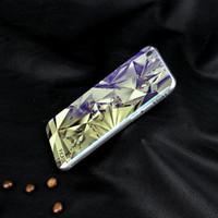 iphone bedeckt licht großhandel-100 stücke großhandel Ultra Slim Weiche TPU Blau Ray Licht Fall für iPhone 7 7 Plus Glitter Silikon Klar Telefon Rückseitige Abdeckung Transparente Abdeckung
