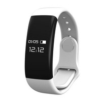 Wholesale New Smartband H30 Bluetooth OLED Display Fitness Tracker Sleep Monitor Heart Rate Monitor For IOS Android Phone