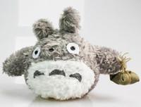 Wholesale Miyazaki Stuffed Animals - Hot sale Japanese Anime Miyazaki Hayao Cute Totoro Plush Stuffed Animal toy doll 13CM=5.12Inch