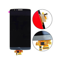 Wholesale New G3 - Grade AAA New LCD For LG G3 D850 D851 D855 VS985 LS990 lcd Touch Screen Replacement Parts DHL Free