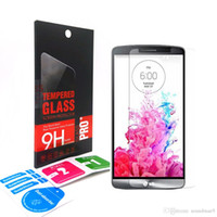 Wholesale Ms Power - 0.33mm 2.5D 9H Tempered Glass Screen Protector For Aristo LV3 MS Stylo 2 Plus LS775 V20 K10 K8 K7 K3 Tribute 5 X Power K6P Risio Leon H340N