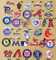 Wholesale B Patches - M*B Sports Iron on Patches Embroidery Patches