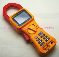 Compra Fluke Digitale Contatore-All'ingrosso-Fluke 345 Digital Power Quality Clamp Meter Tester !! Nuovo !! F345