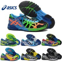 Wholesale Running Tri - Asics Gel-Noosa TRI 9 IX Running Shoes For Men High Training 2016 New Lightweight Walking Sport Shoes Size 7-11 Free Shipping