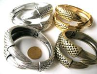 Wholesale Eagle Talons Bracelet - Punk Eagle Talons Claw Bangle Bracelet Dragon Clamp Fashion Punk Jewellery Bracelet Talons Bracelet Alloy Claw