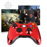 Original Bling USB Wired Gamepad Game Pad Joystick Joypad Controller per PC Per MICROSOFT Xbox 360