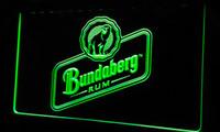 Wholesale Rum Signs - LS072-g Bundaberg RUM Neon Light Sign