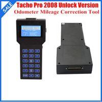 Wholesale Citroen Mileage Correction Tool - newest Mileage Correction Tacho pro 2008 Tacho Universal tacho universal Odometer Correction Tool with free shipping