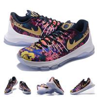 Kd Floral Shoes For Sale