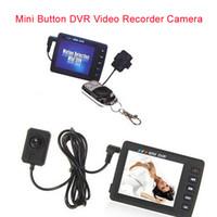 Wholesale Mini Dvr Video Recording System - 2.5 inch LCD Angel Eye Portable Mini Video Recording System Button DVR Video Recorder Camera