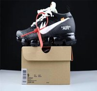Wholesale Wedding Dress Size 36 - 2017 Vapor X Off White Navy Blue Women Men Running Shoes Be True Rainbow Maxes CDG Maxes Sports Sneakers Trainers US Size 36-45