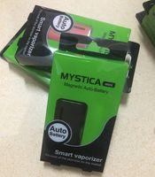 Wholesale China E Cig Kits - mystcia mini v11 vape mod auto battery A quality 280mah for g2 cartridge mystica vape mod starter kit e cig wholesale china