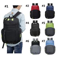 Wholesale Travel Bag Wheel Men - Schoolbag Backpack Casual Hiking Camping Women Men Backpacks Waterproof Travel Outdoor Bags Teenager Sports Workout Bag Free Shipping