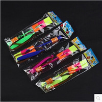 Wholesale Cheap Christmas Gifts Toy - Cheap Toys 200PCS lot Free DHL LED Llluminated Arrow Helicopter LED Light Toys Gift Kids Christmas Children's Day M098