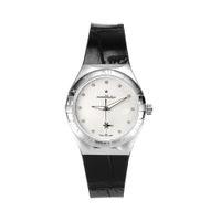 relógio de marca prata venda por atacado-Venda quente Wealthstar Marca Famosa Prata de Luxo de Quartzo Relógios Senhoras De Malha De Couro Antigo Relógios De Pulso de Ouro Relogio 2017 Presente