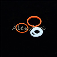 Wholesale New Rings - Silicone O ring Silicon Seal O-rings replacement Orings Set new for Smok Smoktech TFV4 TFV8 TFV8 baby X Big TFV12 Prince vape pen 22