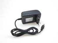led şerit güç kablosu toptan satış-12 V 2A SMD5050 SMD3528 LED Şerit Güç Kaynağı Adaptörü Işıkları Anahtarı AB ABD İNGILTERE AU Standart Kordon Fiş Şarj Transformers Ücrets ...