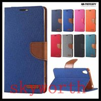 Wholesale Canvas Wallet Case - CANVAS DIARY Wallet Flip Stand TPU Case For iPhone 5 6 6S Plus Samsung S5 S6 Edge Plus Note 3 4 A7